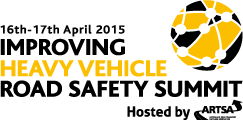 Improving Heavy Vehicle Road Safety Summit Logo